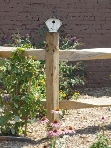 Bird house at Cultural Garden